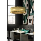 Marquis Gold Plated Brass Suspension Light