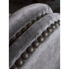 Mayfair Upholstered Plush Velvet Carved Sofa