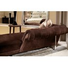 Milan Upholstered Tufted Italian Chaise Longue