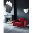 Moulin Upholstered 1 Seater Sofa
