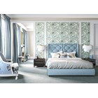 Portafino Button Backed Upholstered Bedstead