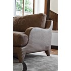 Touched D Upholstered Quilted Leather Sofa