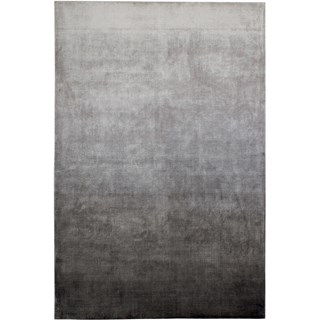 100% Viscose Light Reflecting Opulence Grey Rug