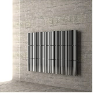Luxury Silver Radiance Bamboo Radiator