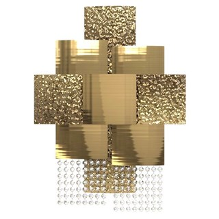 Swarovski Crystal Aphrodite Wall Lamp | Touched Interirors