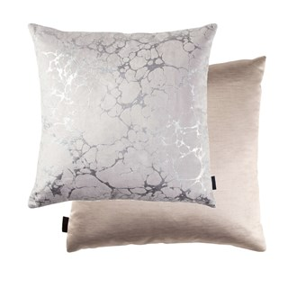 Ara Frost Luxury Cushion | Touched Interiors