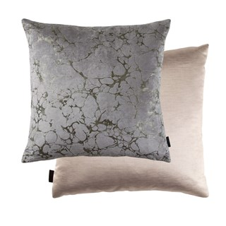 Ara Zinc Luxury Cushion | Touched Interiors