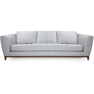 The Augusta Upholstered 3 Seater Sofa