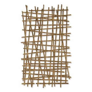 Batons Blancs Wall Art | Touched Interiors