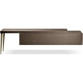 Calvia Floating Luxury Console Table | Touched Interiors
