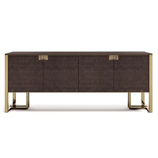 Italian Lacquered Dasha Sideboard | Touched Interiors