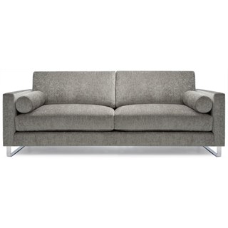 The Frederica Upholstered 3 Seater Sofa