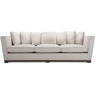 The Anastasia Upholstered 3 Seater Sofa