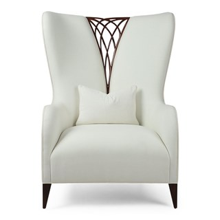 Lacemaker Occasional Chair | Touched Interiors