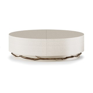 Round Lopez Centre Table With Secret Compartment | Touched Interiors