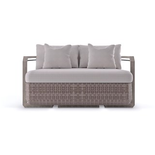 Louis Outdoor Luxury Two Seat Sofa | Touched Interiors