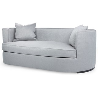 The Sofia Upholstered 2 Seater Sofa
