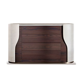 Lucho Oval Chest Of Drawers | Touched Interiors