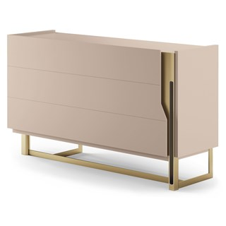 Luna Modern Italian Chest of Drawers | Touched Interiors