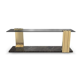 Moraleja Luxury Side Table | Touched Interiors