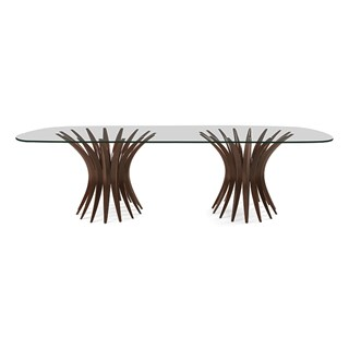 Niemeyer III Dining Table | Touched Interiors