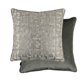 Palma Geometric Dark City Cushion