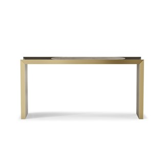 Penthouse Curved Swarvey Luxury Console   Touched Interiors