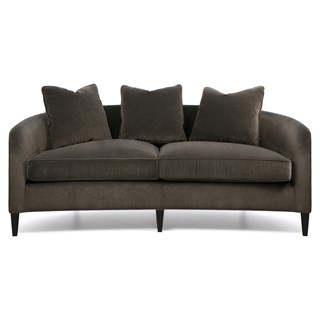 The Ernest Upholstered 2 Seater Sofa