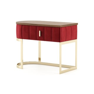Scarlet Nightstand | Touched Interiors