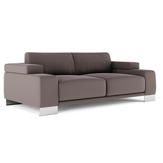 Soft Cubed 2 Seater Sofa