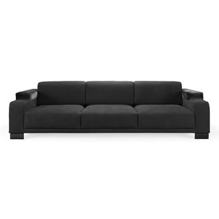 Soft Cubed 3 Seater Sofa