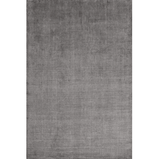 Soft Grey Hand Woven Bamboo Rug