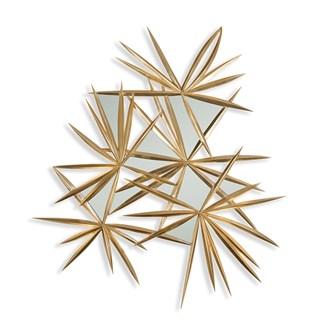 Stellaire Wall Mirror | Touched Interiors