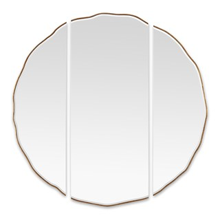 Trisol Wall Mirror | Touched Interiors