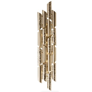 Triunfo Metade Wall Lamp | Touched Interiors