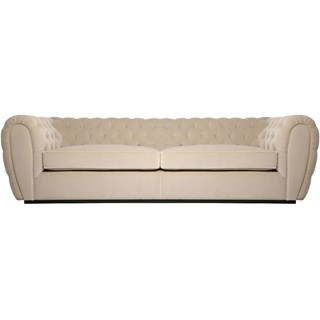 The Markle Upholstered 3 Seater Sofa
