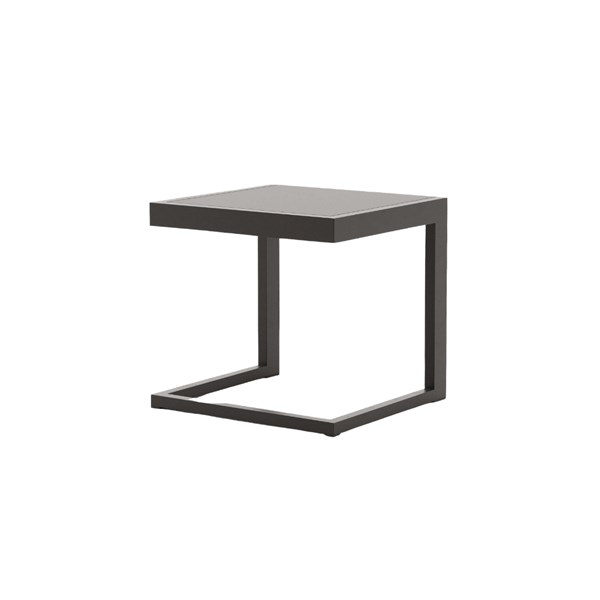 Bondi Steel Outdoor Side Table