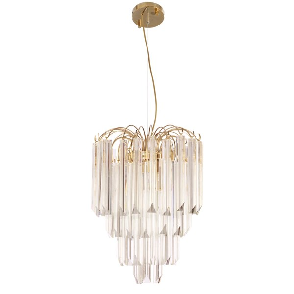 Bougainvillea Suspension Light