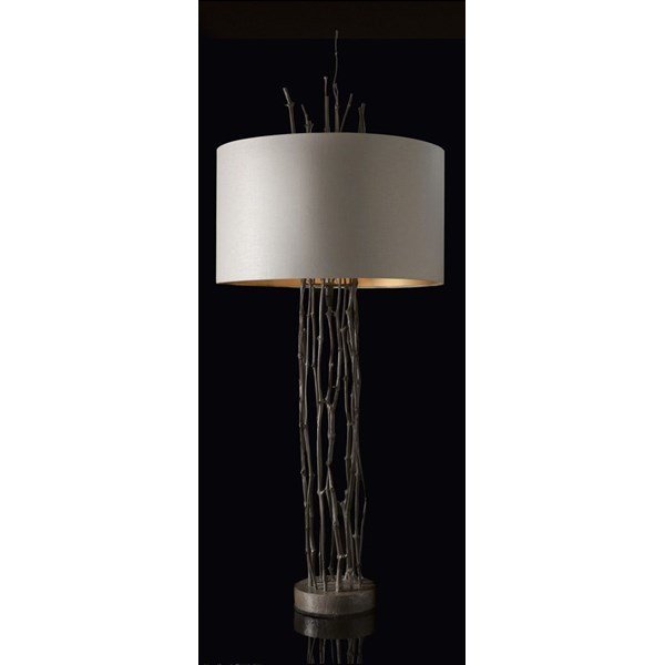 Heiress Bronze Oxide Table Lamp