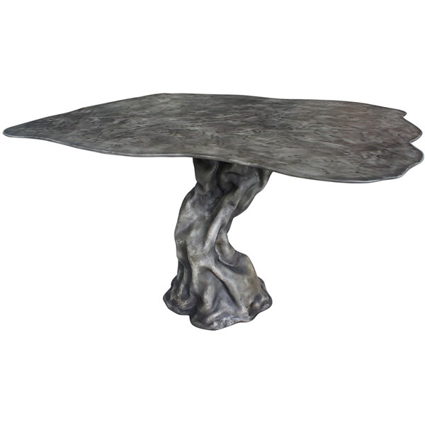 Impress Effusion Outdoor Antique Lacquered Fibreglass Dining Table