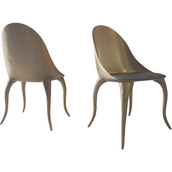 Isabel Outdoor Fibreglass Padded Chair
