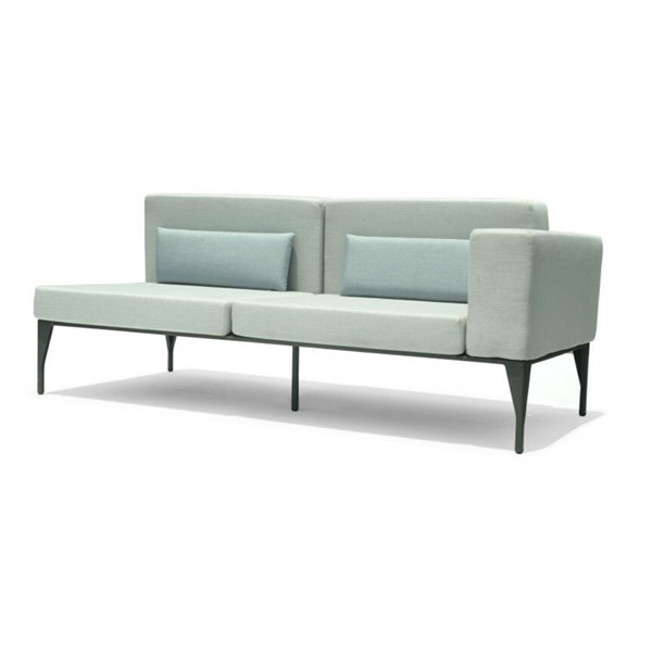 Brenham Right/Left Love Seat