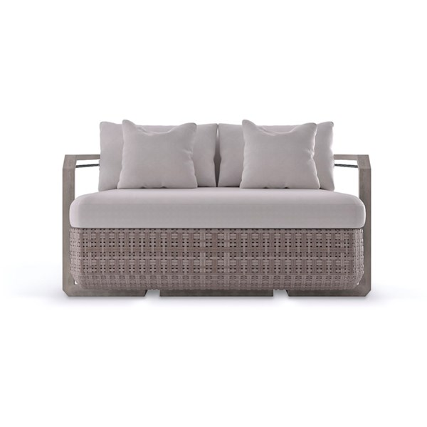 Louis Outdoor Luxury Two Seat Sofa