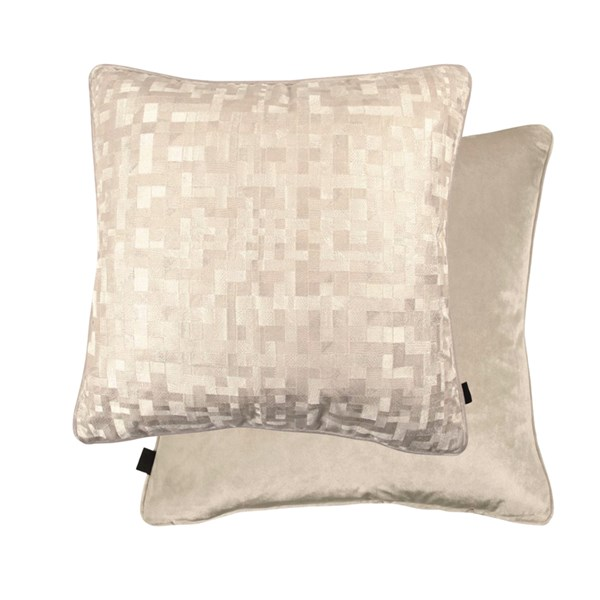 Palma Geometric Light City Cushion