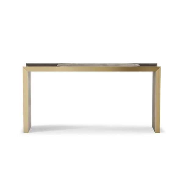 Penthouse Curved Swarvey Luxury Console