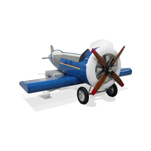 Propeller Plane Children's Bed