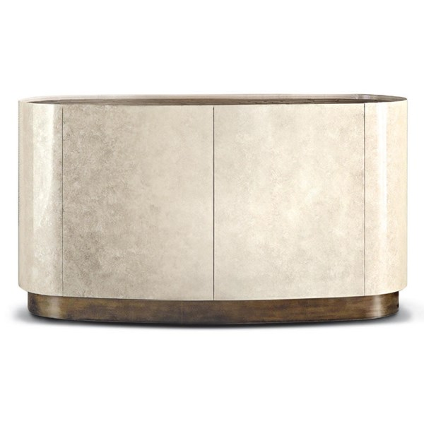 Raffinato Sideboard with Smoked Mirror Top