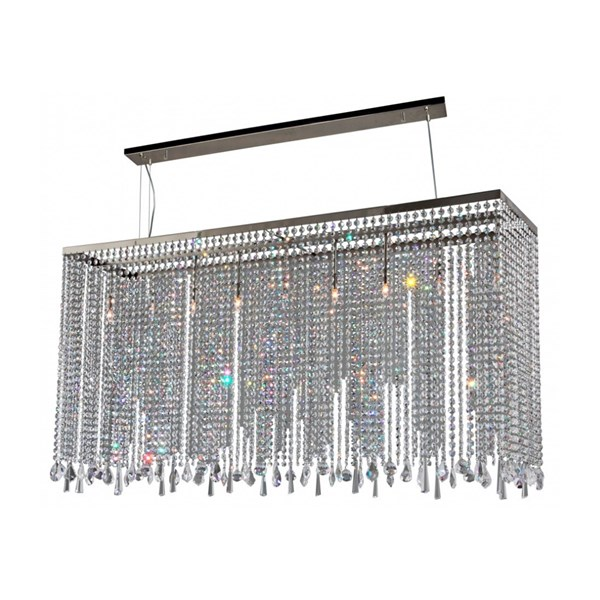 Skyline Swarovski Crystal Suspension Light