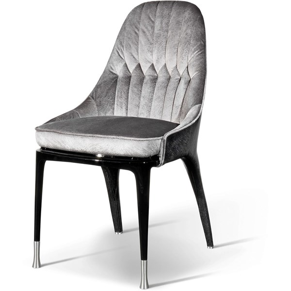 Spectre Upholstered Italian Dining Chair