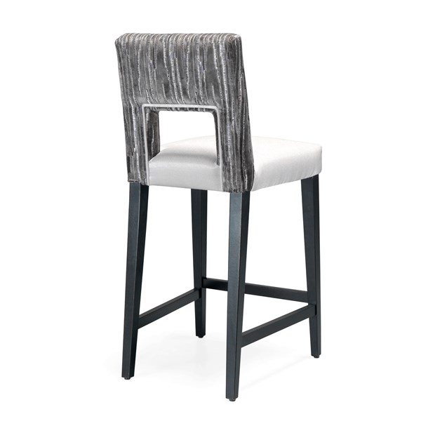 The Elegance Textured Bar Stool